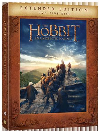 Lo Hobbit: Un viaggio inaspettato - Extended Edition (2013) DVD9 Copia 1:1 - ITA/ENG