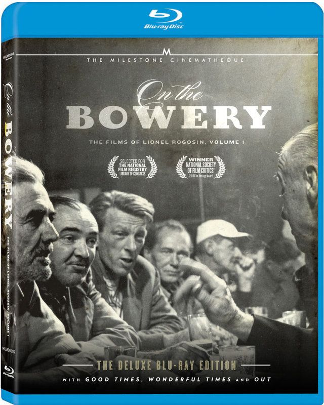 onthebowerybluray Lionel Rogosin   On the Bowery (1957) (HD)