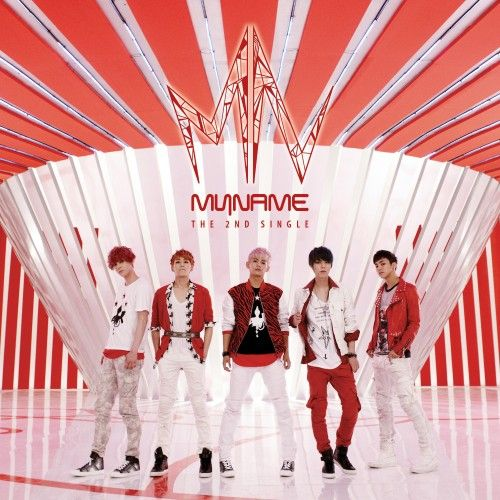 [Single] MYNAME - Myname 2nd Single