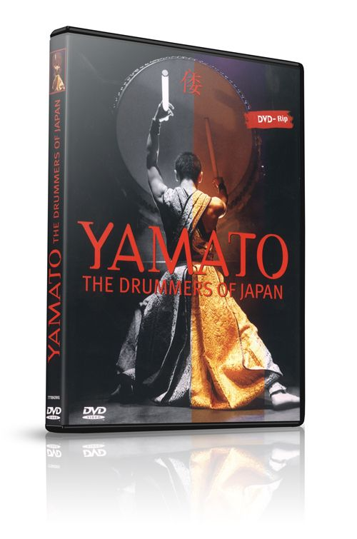 Taiko Drums - Yamato Drummers Of Japan [xvid - Ac3]