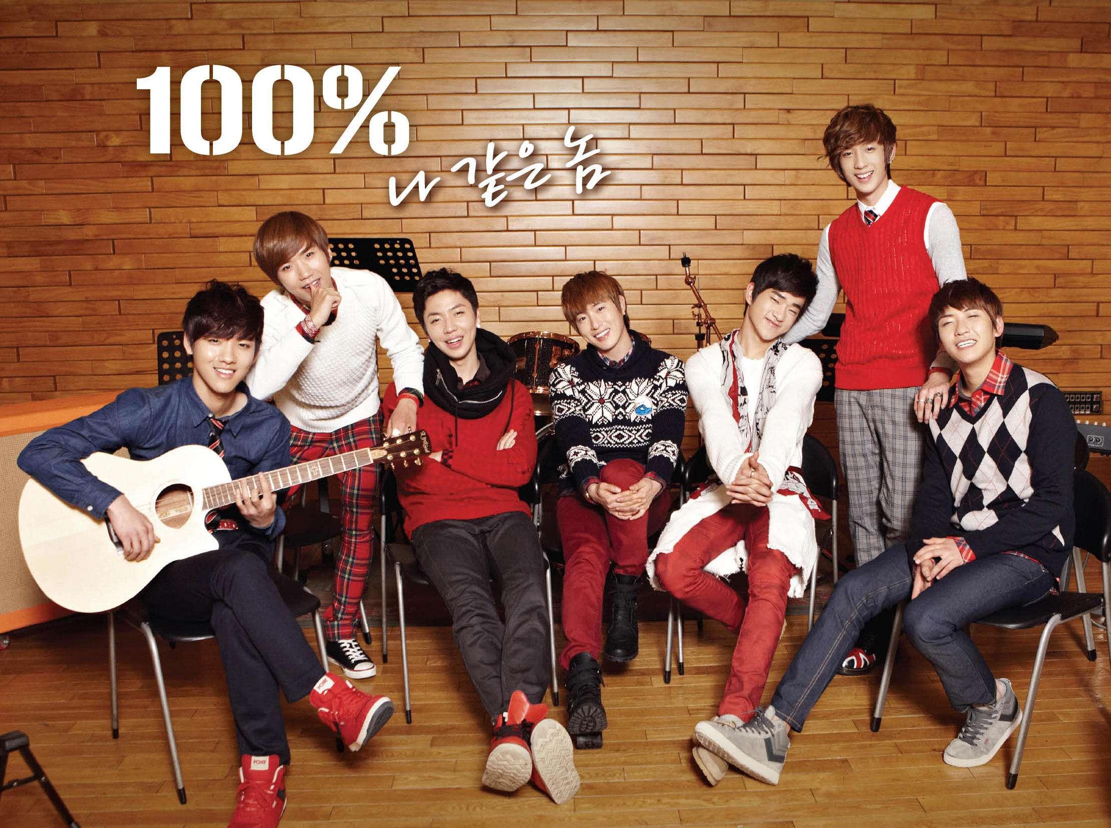 [Single] 100% - Guy Like Me