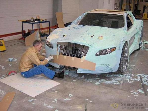 13465 - Como restaurar un coche viejo