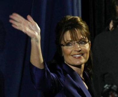 sarahpalinwavinggoodbye President 2012: Is Sarah Palin Willing to Roll the Dice?
