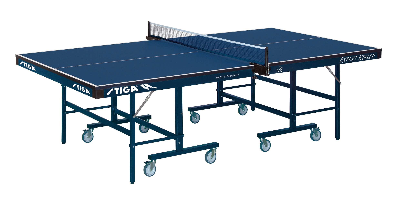 Tavolo ping pong tennis stiga expert roller css omaggi ebay - Costruire tavolo ping pong pieghevole ...