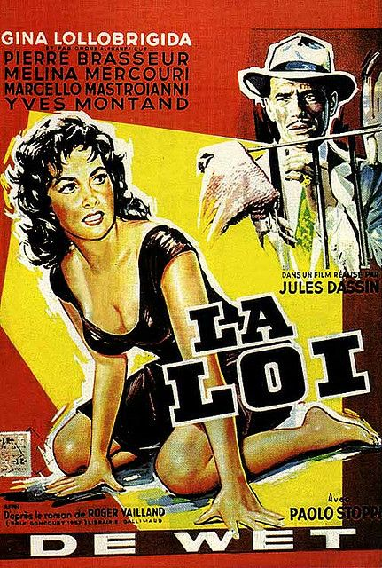 bw9yi Jules Dassin   La Legge aka The Law (1959) (DVD)