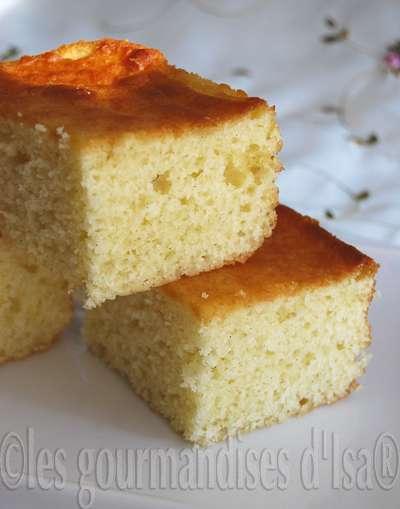 Recette Facile Cake Marbre Chocolat