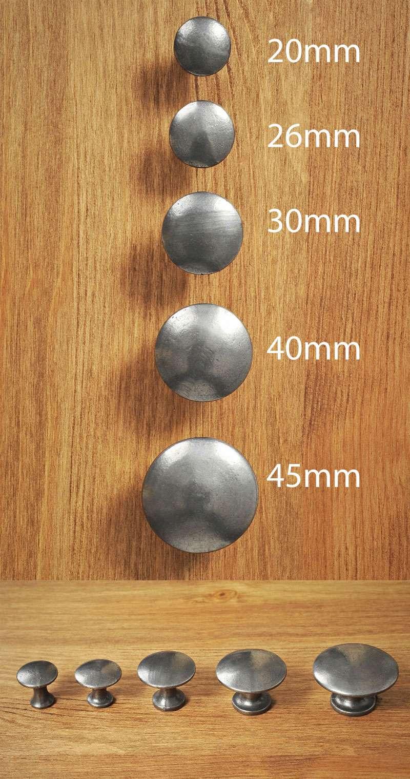cabinet knobs door handles kitchen cupboard drawer antique 20mm 45mm