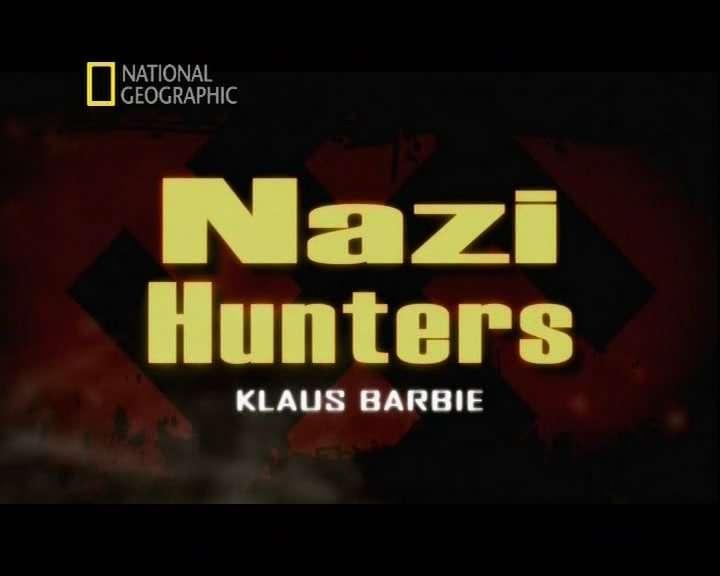 National Geographic Nazi Avcıları Boxset 8 Bölüm DVBRIP Türkçe Dublaj