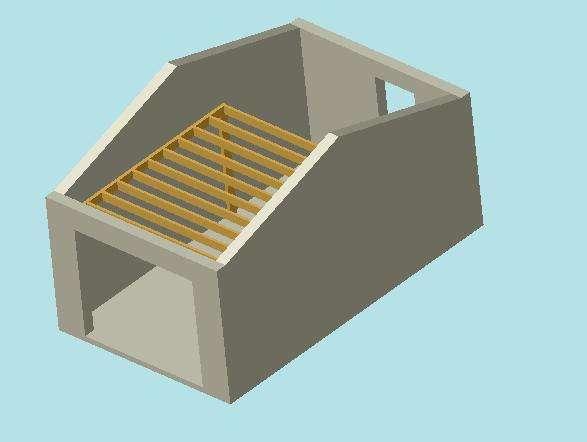 Fixation au sol de poteaux pour mezzanine 14 messages - Construire un plancher bois dans un garage ...