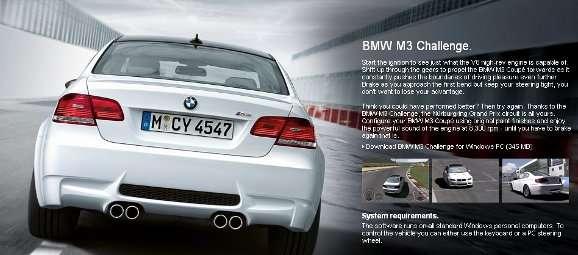 Simulador BMW